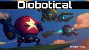 Free Games For Pc : Diobotical