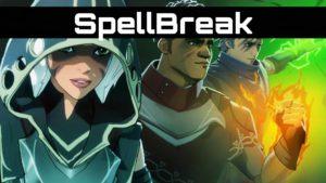 Free Games For Pc : Spellbreak