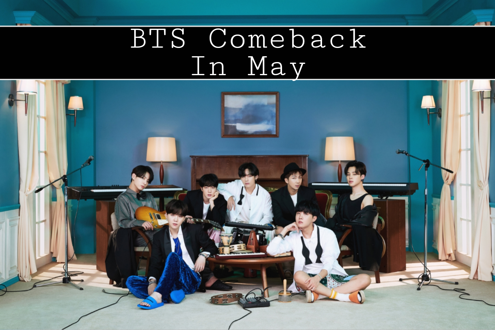 BTS Comeback In May, Schedule Confirmed By BIGHIT MUSIC ...