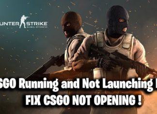 how to fix csgo launcher error