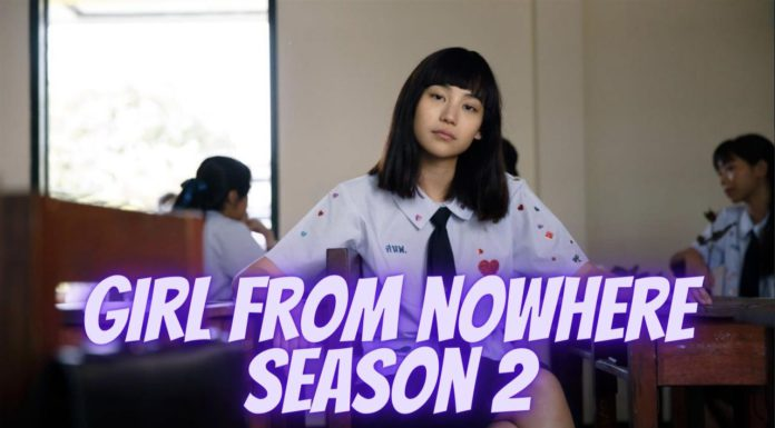 girl from nowhere season 2 release date