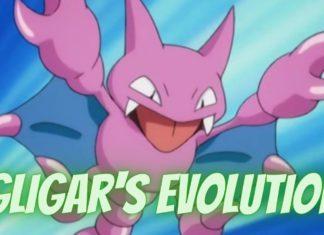 pokemon go :gliger's best moveset