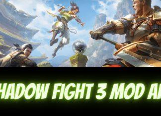 shadow fight 3 mod apk (free gems)