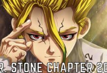 Dr. stone chapter 206 release date