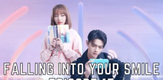 falling Into your smile episode 17 release date