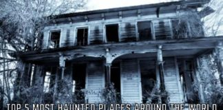 top 5 most haunted places around the world