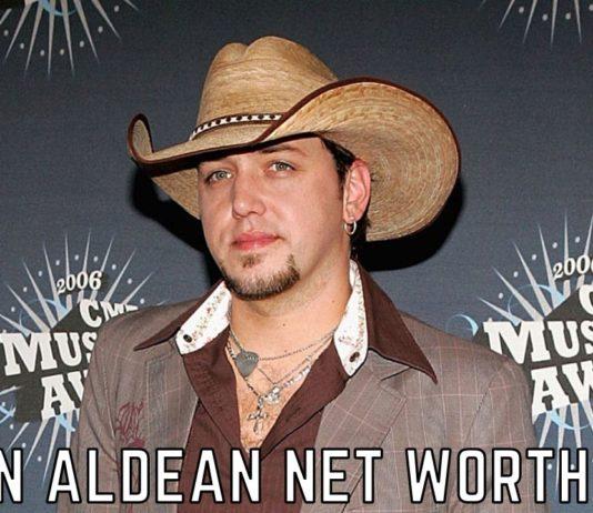 Jason Aldean Net Worth 2021