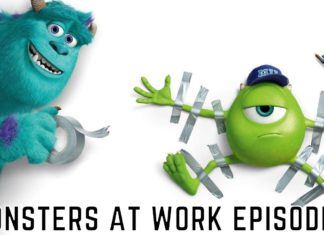 monsters at work episode 3 release date