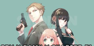 spy x family chapter 51 release date