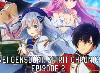 seirei gensouki spirit chronicles episode 2 release date