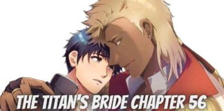 the titan's bride chapter 56 release date