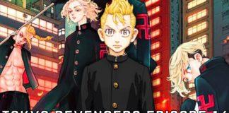 tokyo revengers episode 14 release date