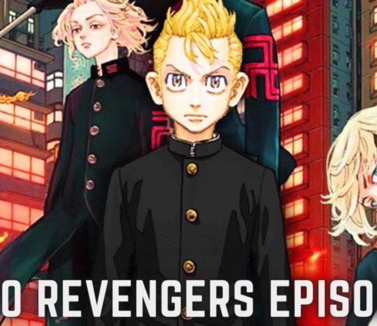 tokyo revengers episode 17 release date
