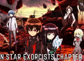 twin star exorcists chapter 96 release date
